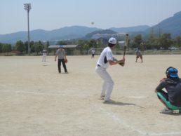 ソフトボール大会試合(H25)